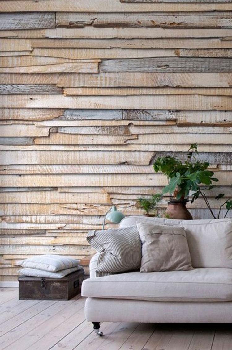 muri in erba finta per interni: 5 Idee Creative Per Decorare Le Pareti Inspire We Trust