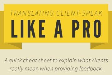 Il traduttore per il grafico come capire cosa vuole il cliente