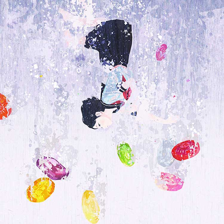 le illustrazioni di Kumaori