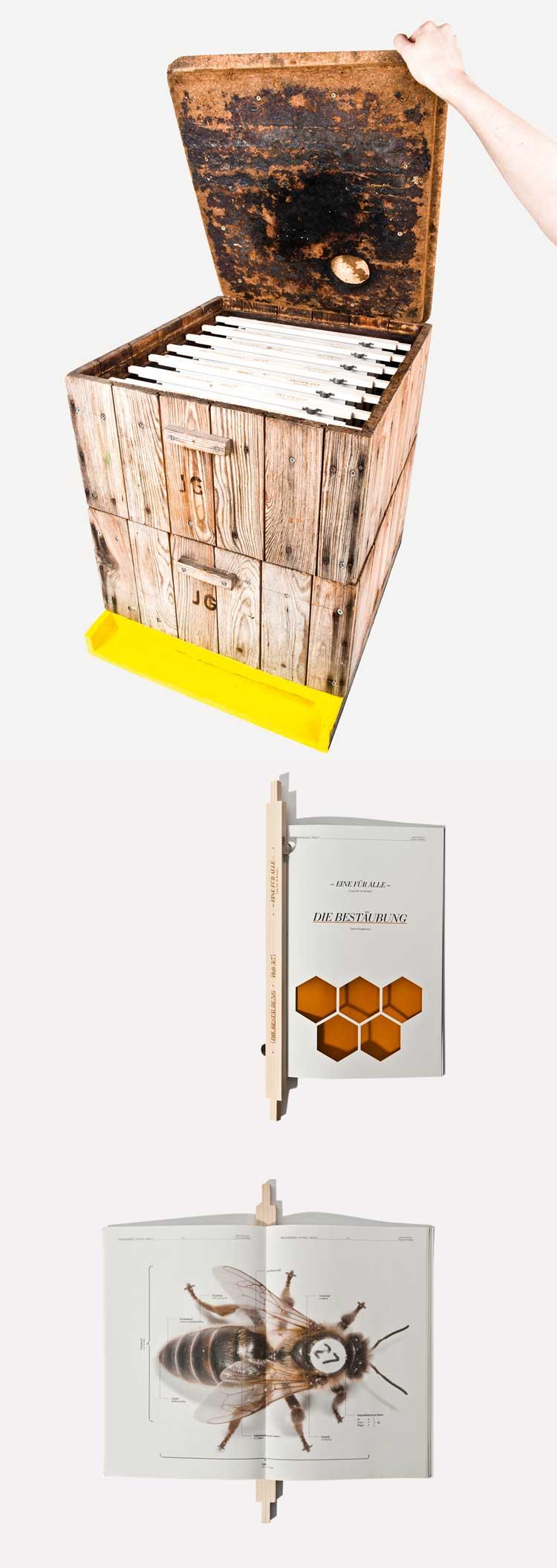 experimental formats honey project