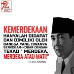 Hari Kemerdekaan Indonesia Ke 72 Tahun 2017 | Gambar, Poster,dan Sejarah Singkat