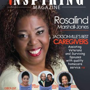 Inspiring Magazine July-September-2020 Annual Subscription