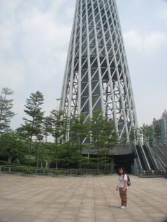 Guangzhou - Canton tower 10-9-13 032