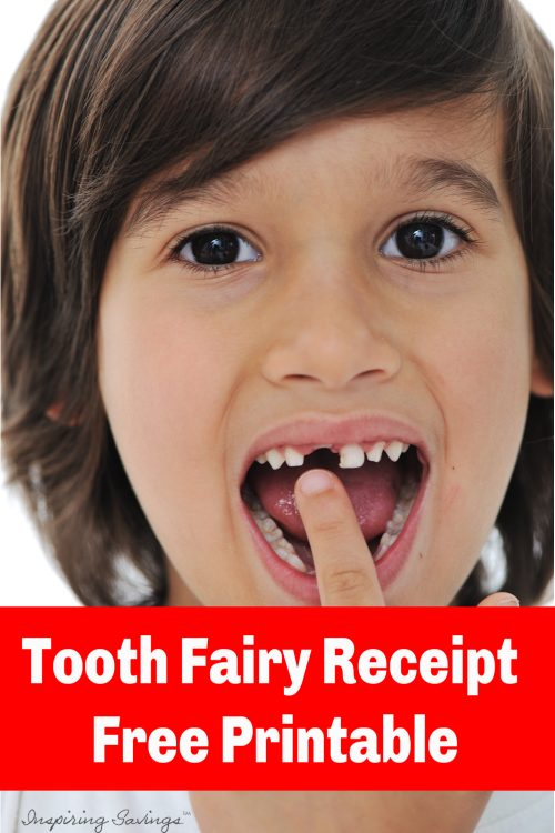 image relating to Free Printable Tooth Fairy Receipt titled Free of charge Printable Teeth Fairy Receipt! - Deliver Throwing away Enamel Enjoyment