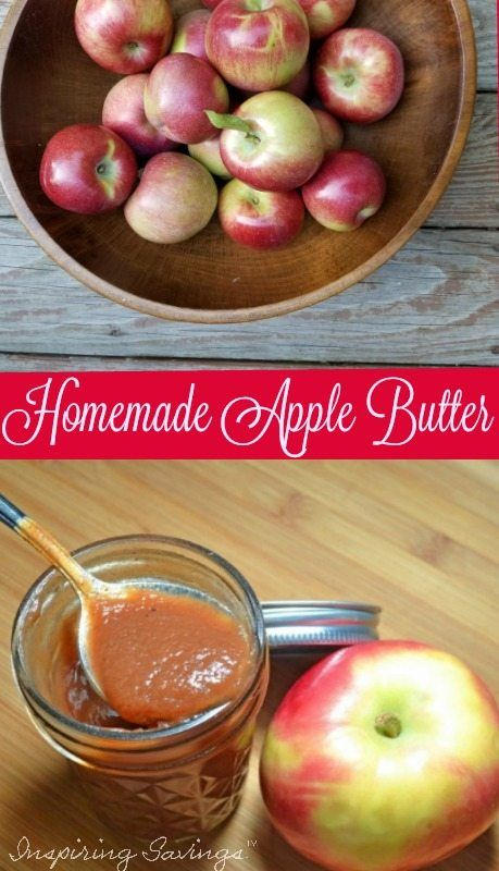This slow cooker recipe makes one of the easy homemade apple butter I've ever tried. So delicious on waffles, muffins, french bread- a perfect gift idea. Inexpensive and easy to make and so delicious!