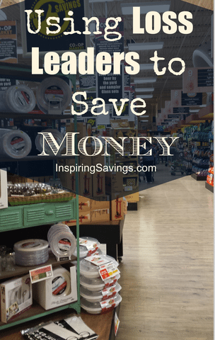 Using Loss Leaders to help you save even more money. It makes a lot of sense. I never even heard of these before