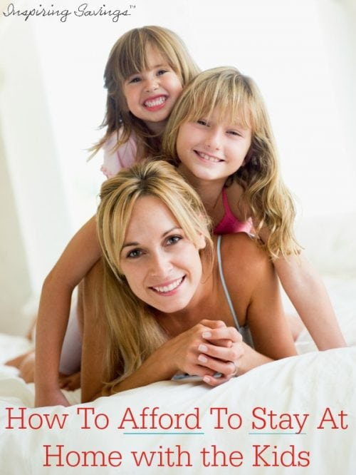 Are you financially ready to be a stay at home parent? See if you can afford to stay at home. With a bit of financial preparation and thoughtful budgeting, it is possible.