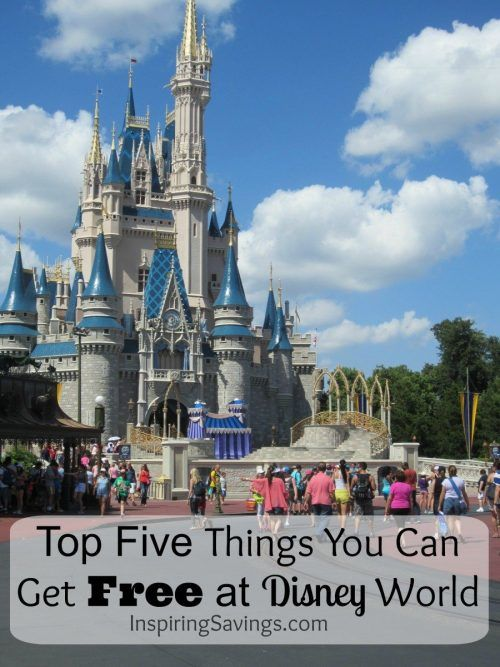 It's no secret Walt Disney World can be expensive. Check out these things you can get for FREE at Disney World. Bet you didn't know there are FREE Disney World Souvenirs. And they are good ones too! Enjoy your Disney vacation even more.