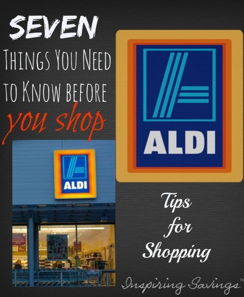 For many shoppers who are serious about spending less on groceries. Here you'll find everything you need for navigating your first trip to ALDI. Many great tips for shopping at Aldi. Be prepared before you head to Aldi #aldi #shoppingtips #beginnersguide