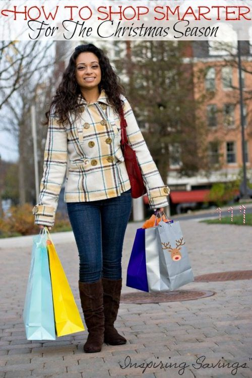 Instead of going into debt on extravagant gifts, get smart about Christmas shopping. Here are tips on how Shop Smarter for The Christmas Season.
