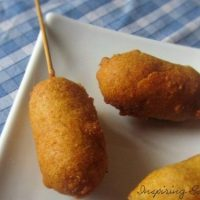 Easy Homemade Corn Dog Batter Mix