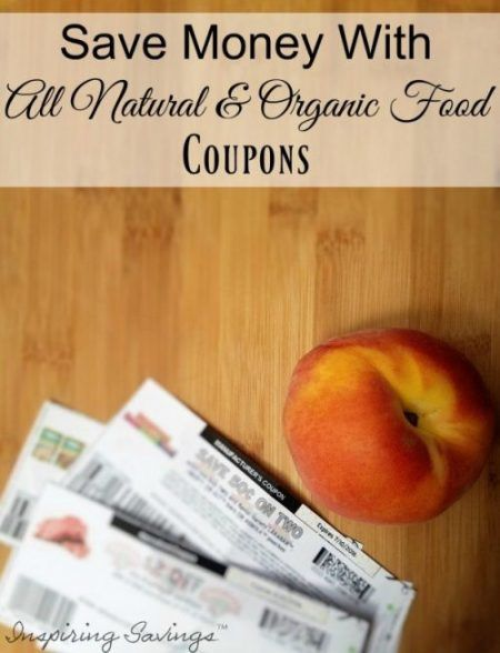 photo regarding Organic Coupons Printable identify Organic Organic and natural Discount codes - Absolutely free Printable Cost savings