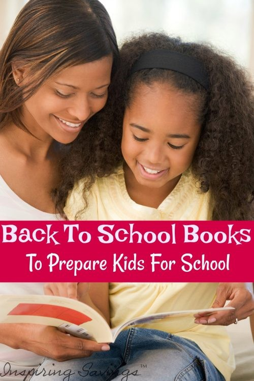 Going back to school can be both exciting and daunting for children of all ages. Help calm nerves. This list contains books for back to school and helps prepare kids for their next grade level up.Positive reading to help your child ease any anxiety they might feel about going back to school.