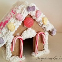 Gingerbread House Cookie Mix Recipe