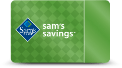 Sam's Club Membership Card