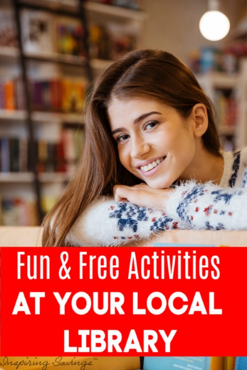 If you're looking for frugal summer ideas to do with the kids, look no further. There are a variety of fun and free activities at your local library.The library is way more than just books. Explore the opportunities.