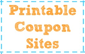 best printable coupon site