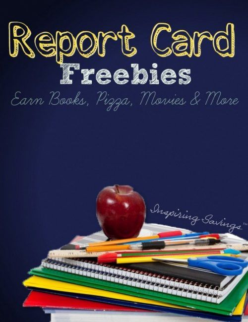 Show off your kid's good grades. Check out this list of report card freebies and good grade rewards! Celebrate the beginning of Summer with these special treats