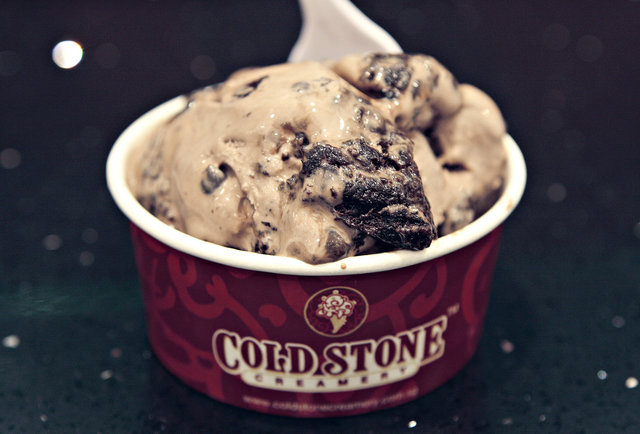 Cold stone creamery - birthday freebies