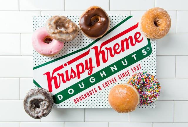 Krispy Kreme - birthday freebies