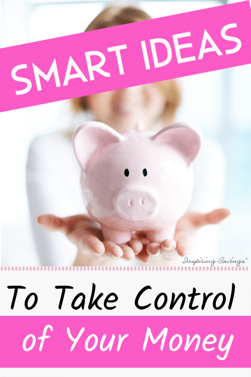 Smart Ideas to take control of your money