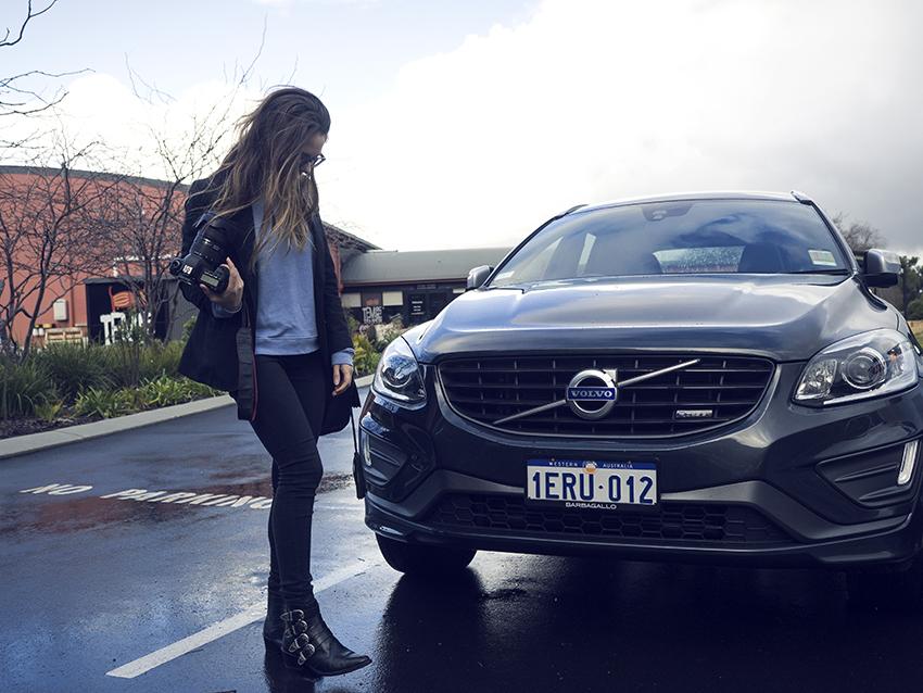 Inspiring Wit Volvo Blogger Drive xc60