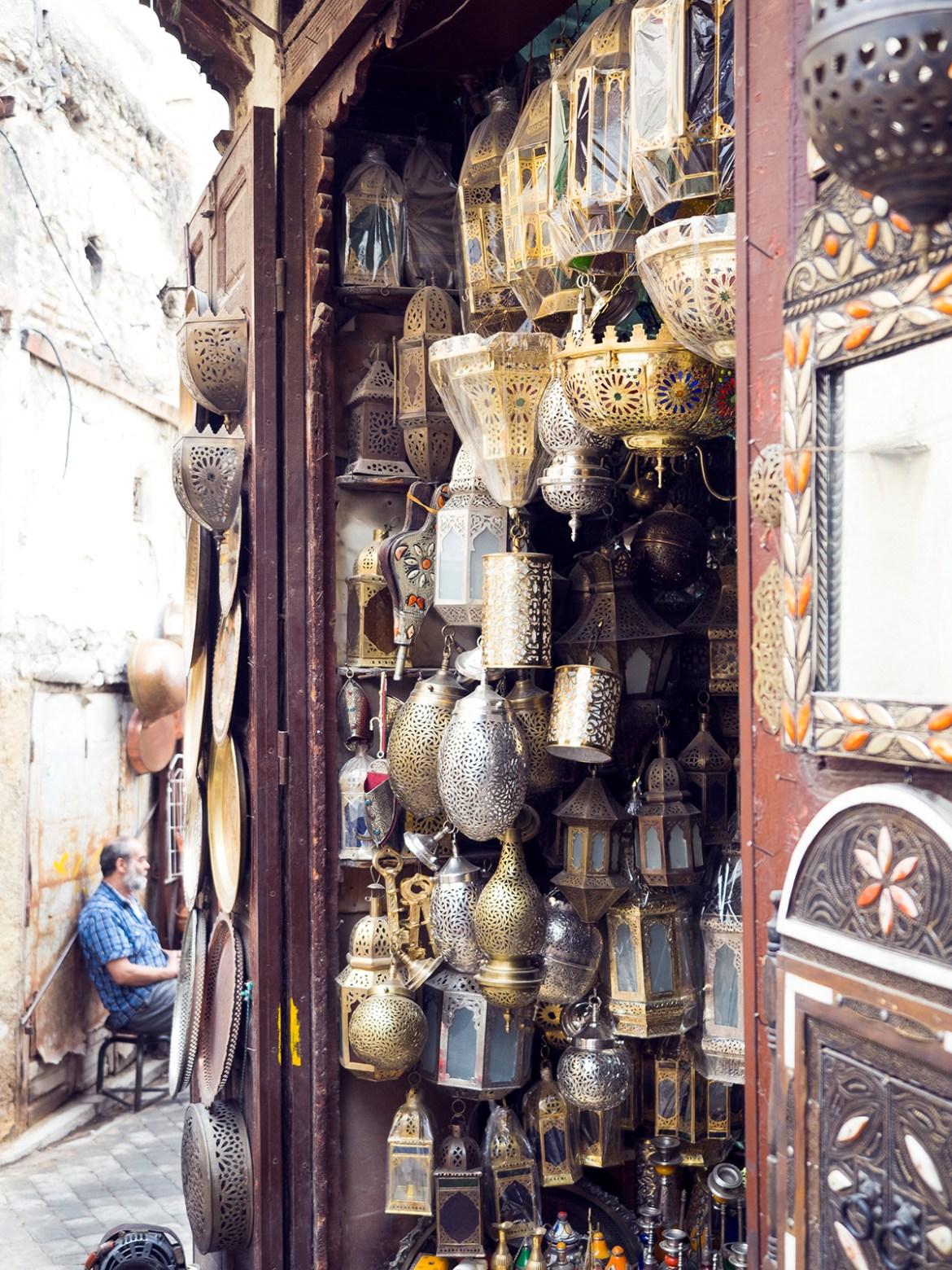 Lamps Fez