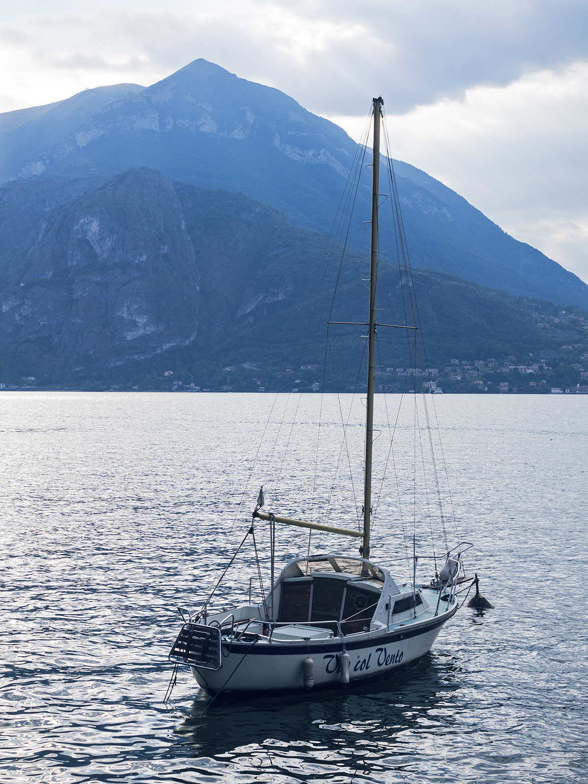 Mandello Del Lario on Lake Como Inspiring Wit blog