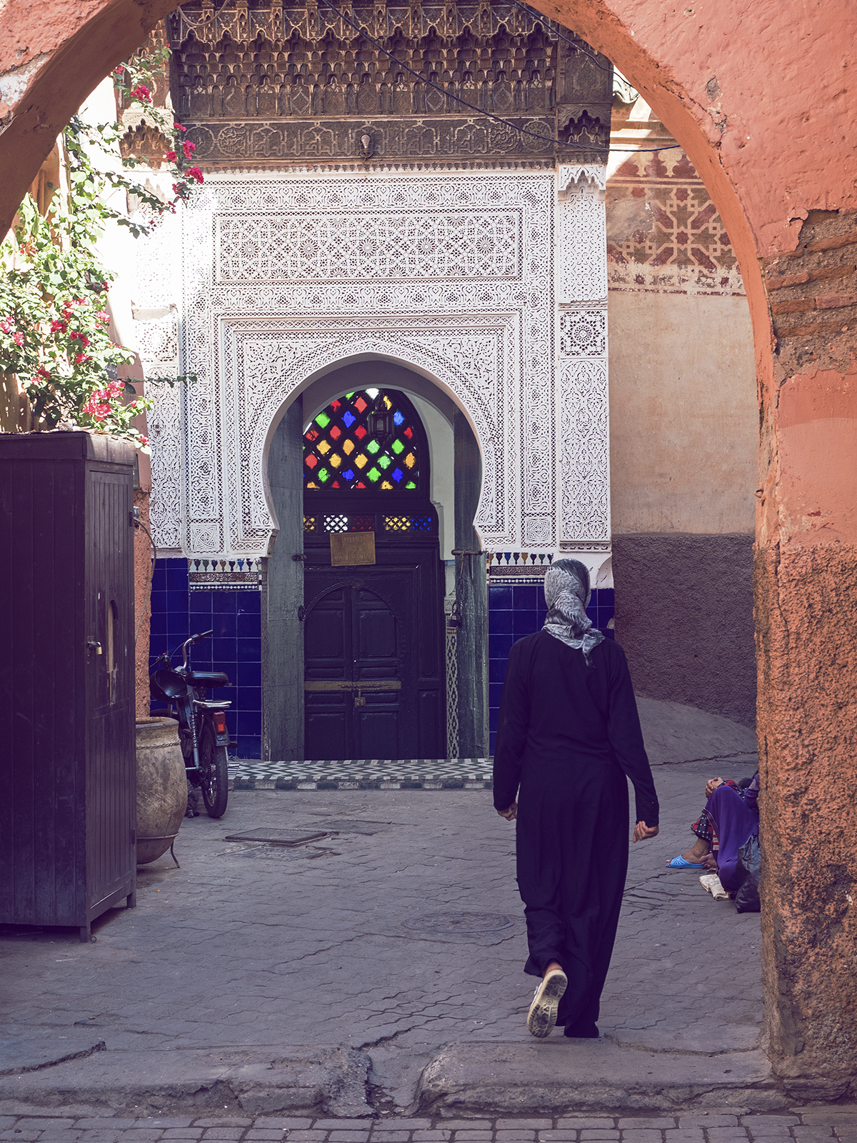 morocco travel diary Marrakech walking tour inspiring wit and journey beyond travel