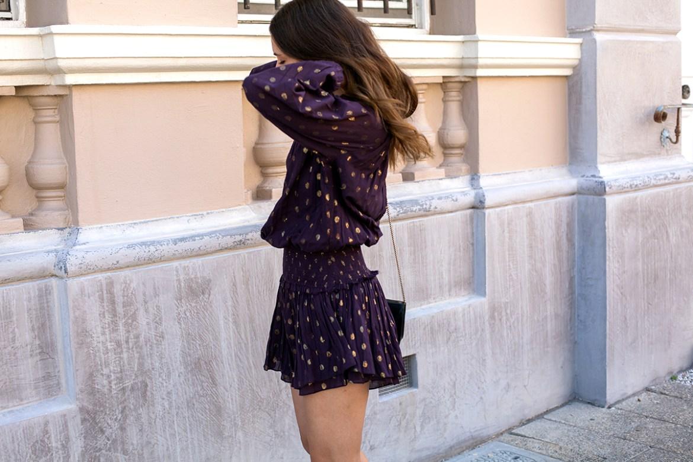 Laura Egloff debut collection bohemian fashion