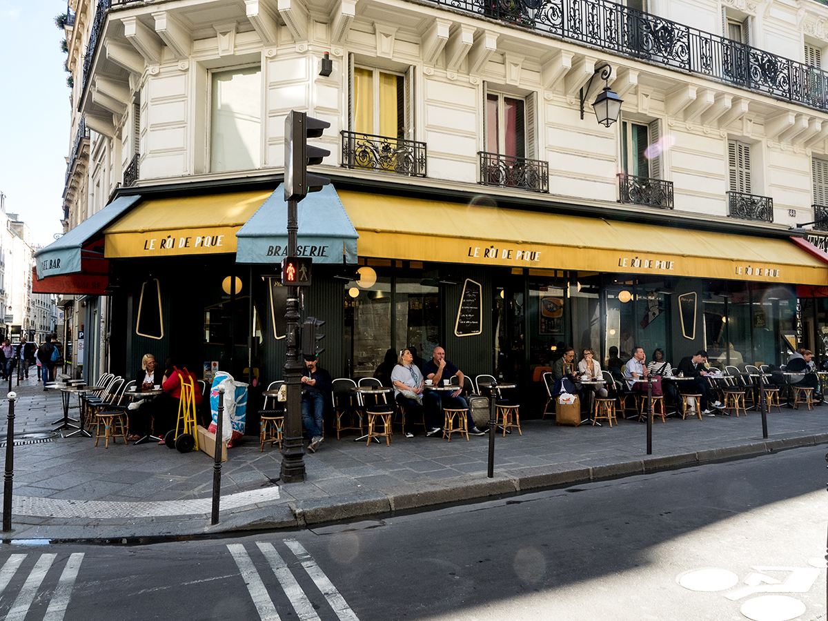 Ultimate travel guide to Paris, Bistro, Inspiring Wit