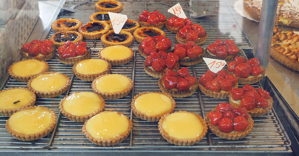 Tarts Paris city guide, Inspiring Wit