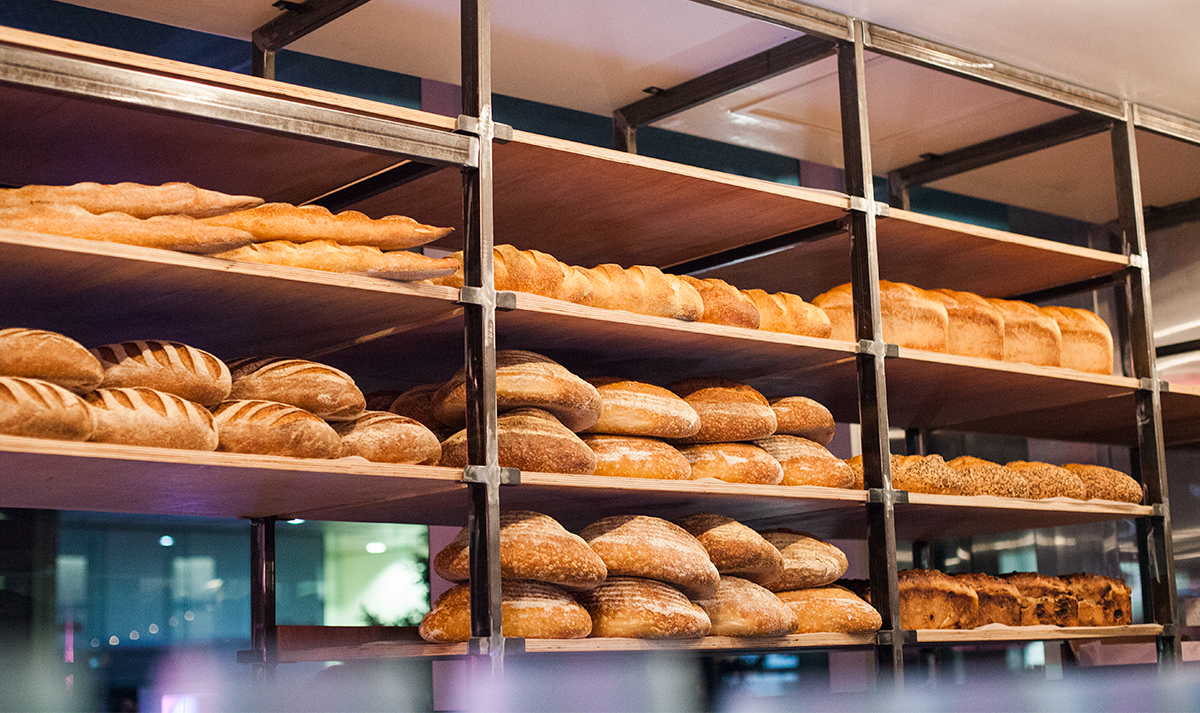 Mary Street Bakery bread St Georges Terrace