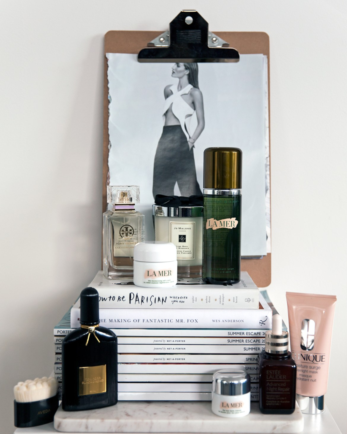 Winter beauty edit by Australian beauty blogger Inspiring Wit featuring La Mer, Clinique, Tom Ford and Estee Lauder