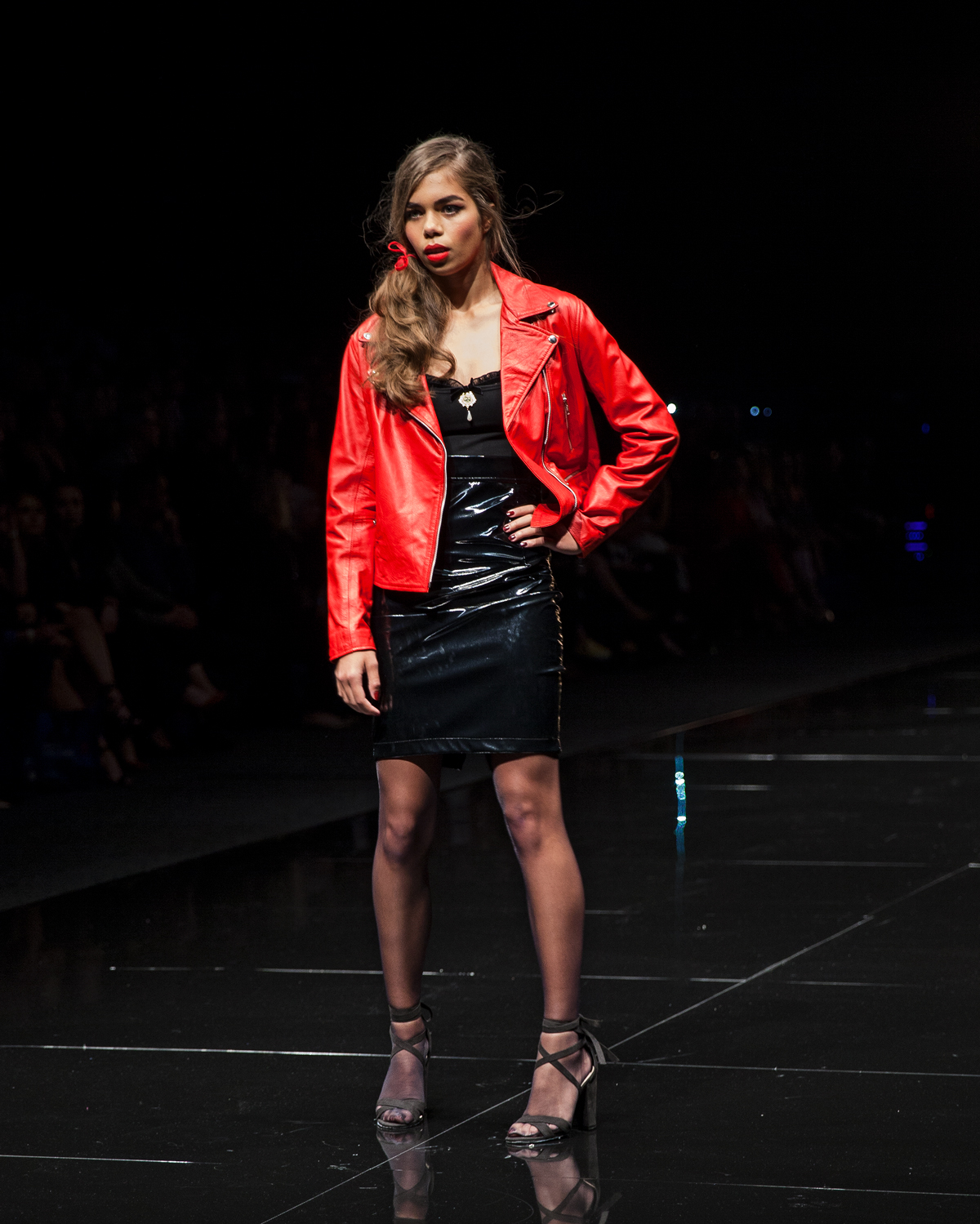 Wheels and Dollbaby runway 2017