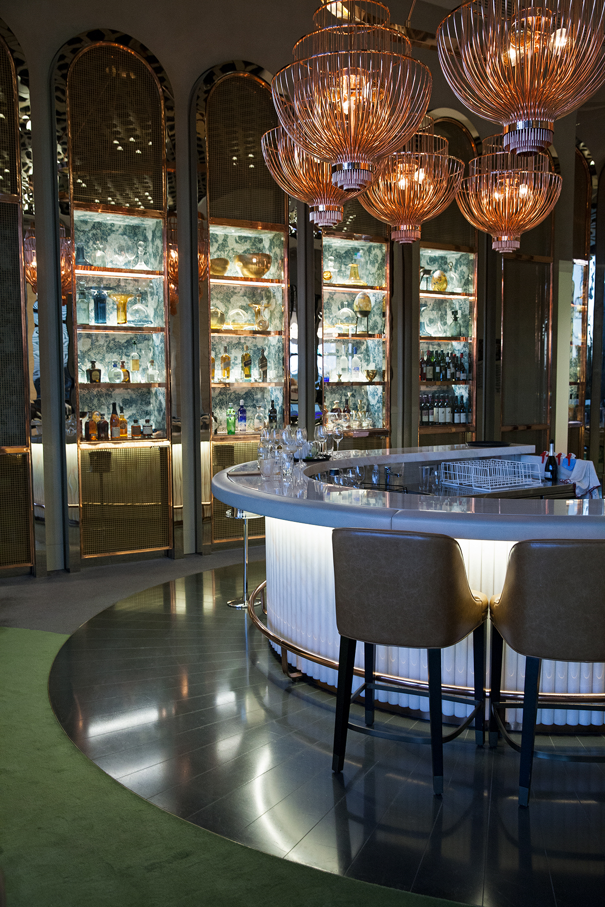 TWR bar at Crown Towers Perth by Inspiring Wit