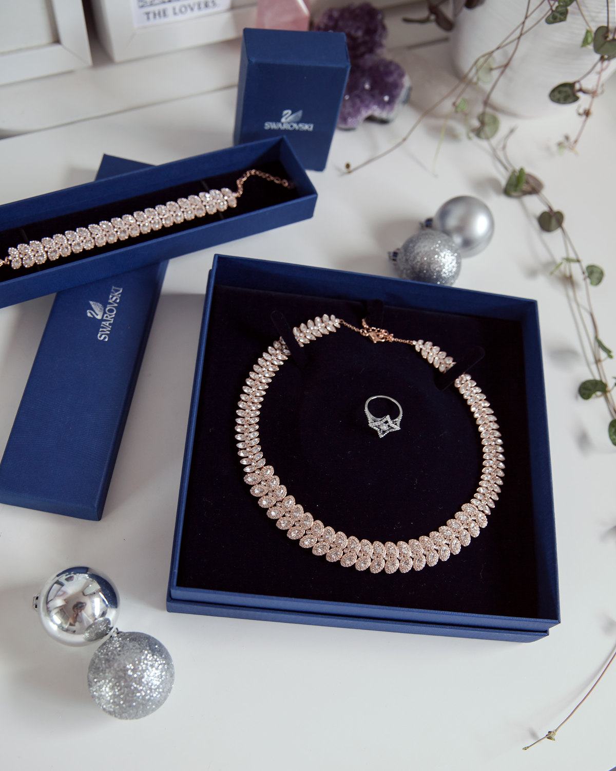 Swarovski holiday collection