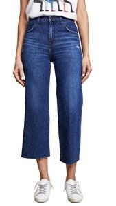 J Brand high rise crop jeans Shopbop sale