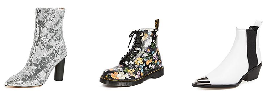 Shopbop sale June statement boots curated by Inspiring Wit blogger