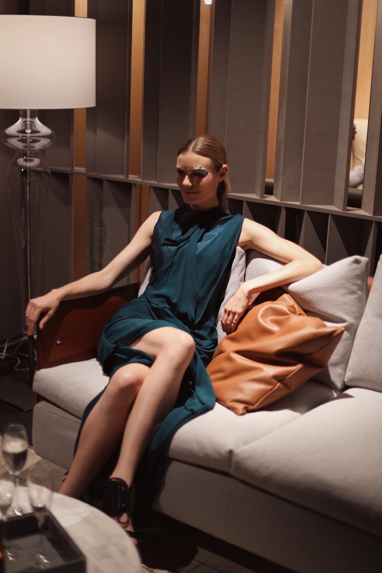 model at the Mobilia Perth furniture and design store
