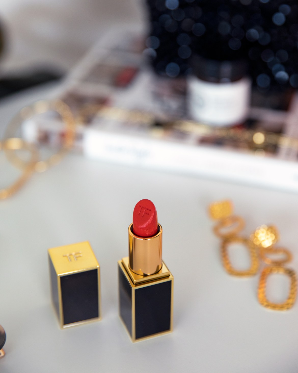 Tom Ford lipstick product review by Inspiring Wit from Sephora haul
