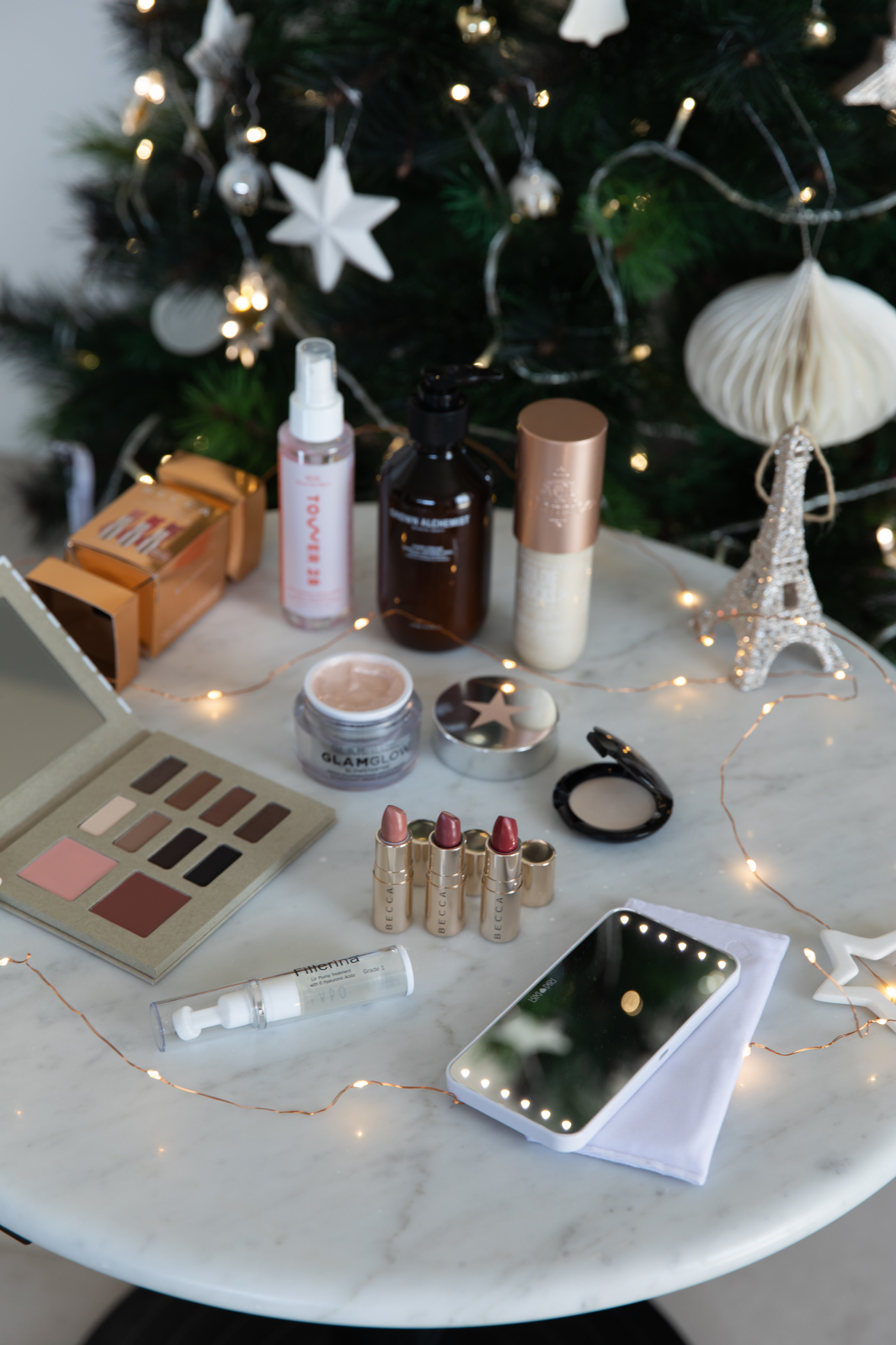 Revolve Beauty gift guide ideas under the tree for Christmas