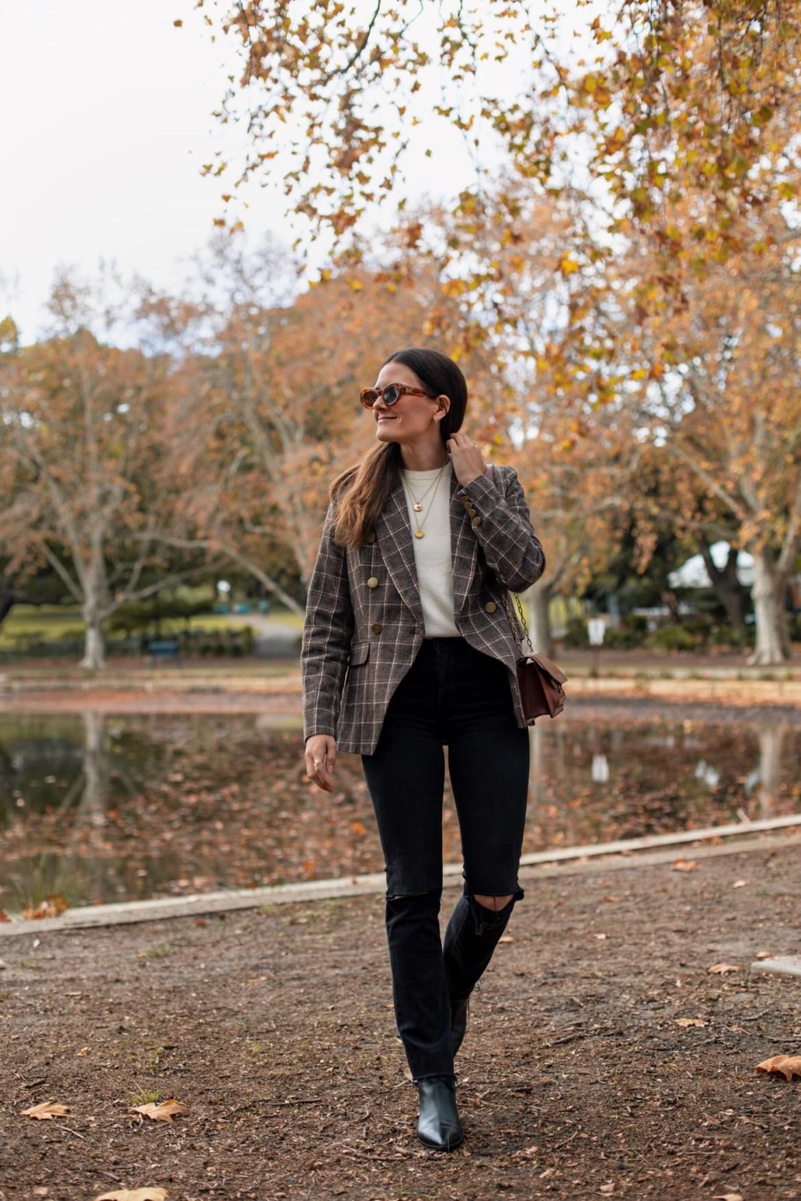 Autumn Fall fashion edit outfit idea