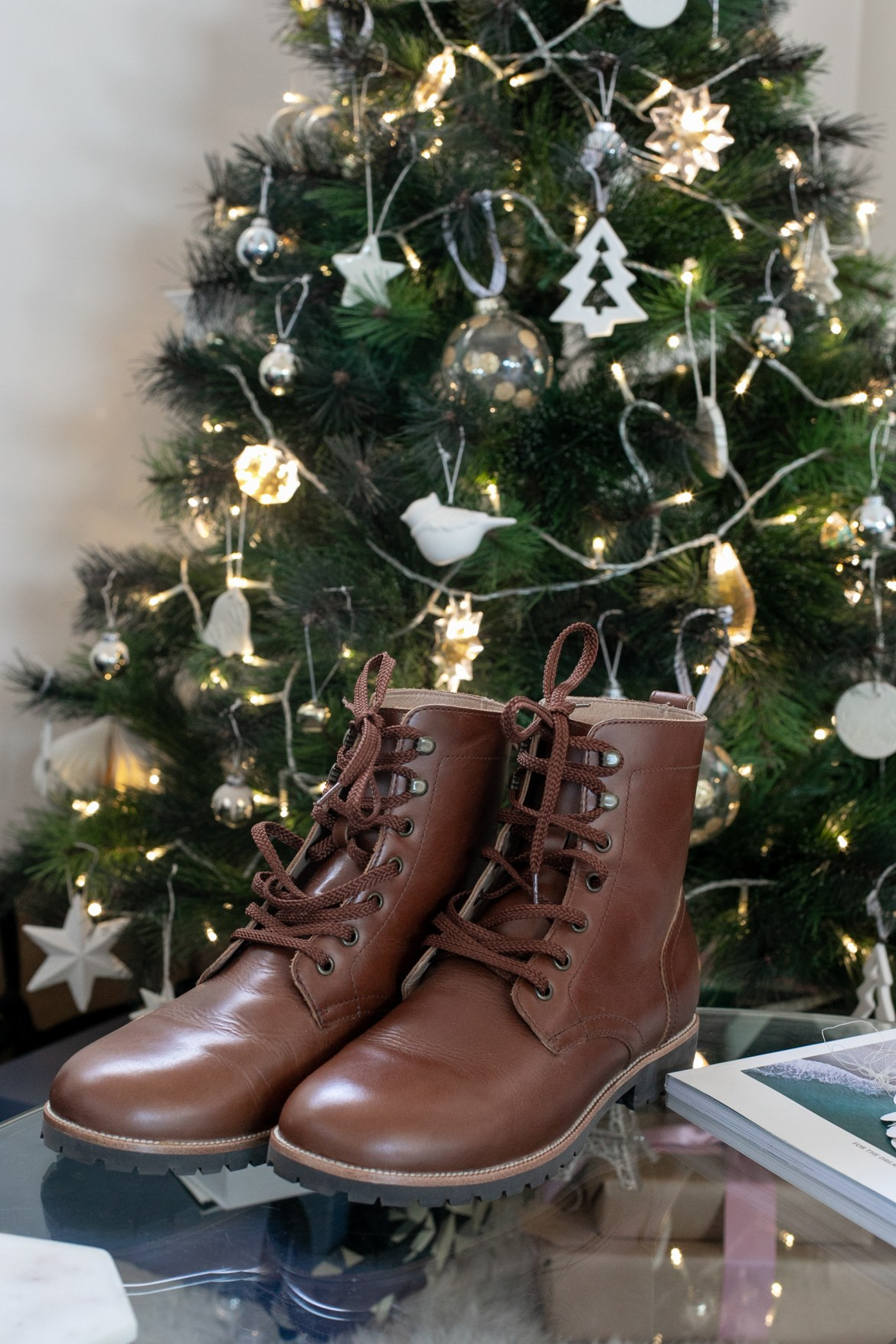 Mens Bared boots for Christmas 2020