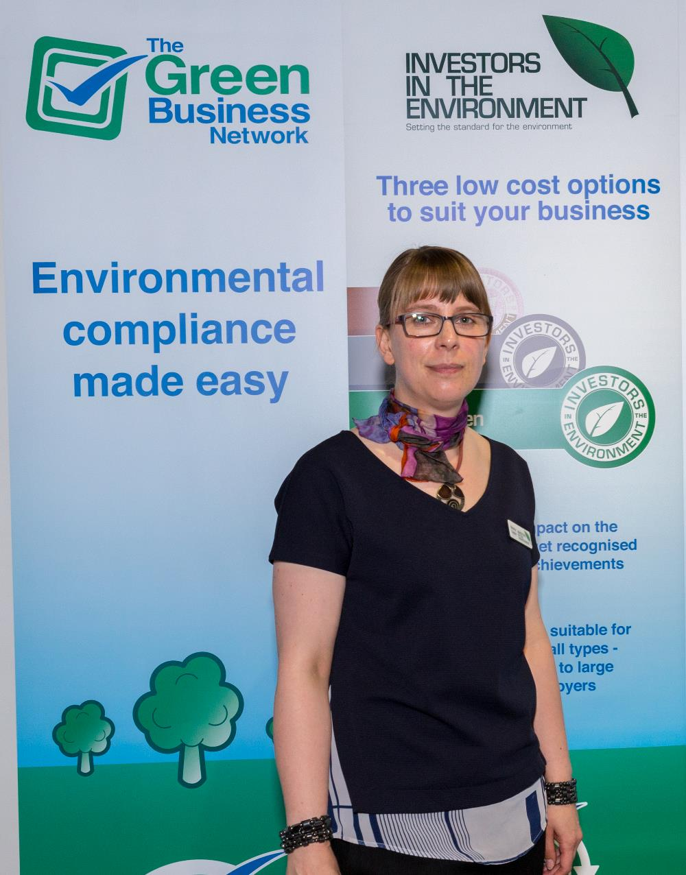 Becky Taylor from Investors in the Environment