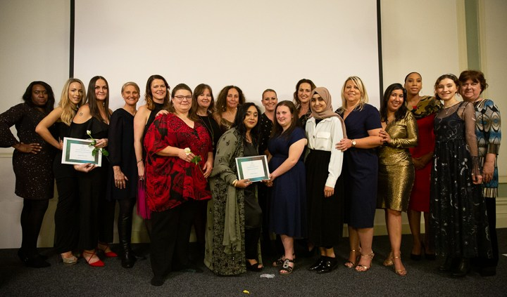 Photo of Igniting Inspiration Award 2018 winners and nominees