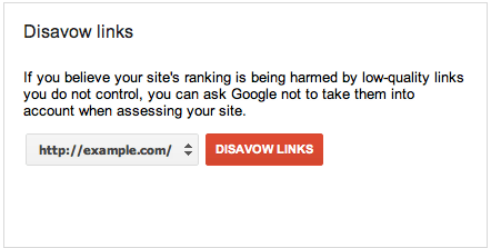 Identify and Remove Bad Backlinks by Google Disavow Tool