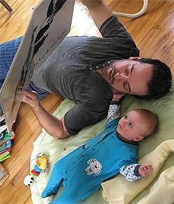 sommeil autour de l age de 4 mois
