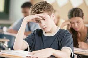 exams stress BJMCr 18