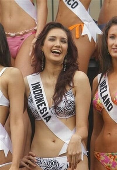 miss indonesia universe 2006 miss universe 2006 na